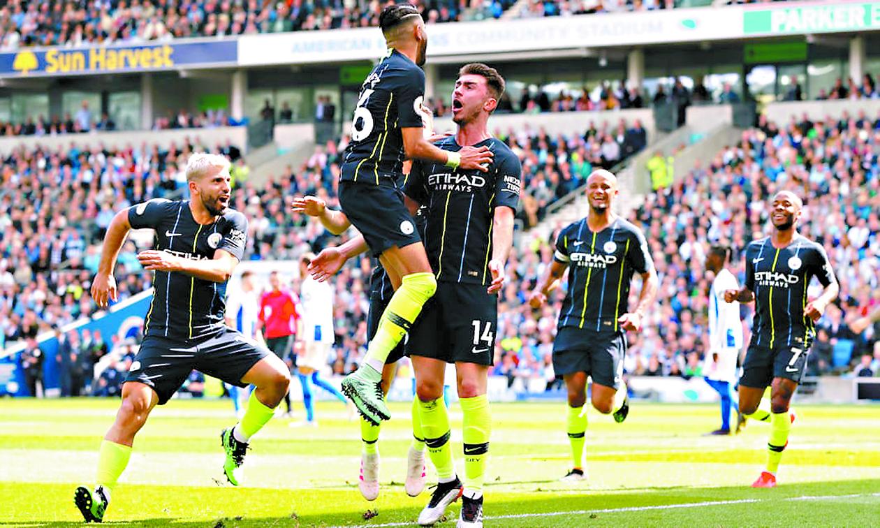 City Kembali Rebut Tahta Juara