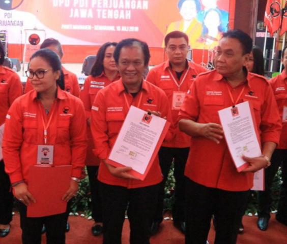 Bambang Kusriyanto Kandidat Ketua DPRD Jateng