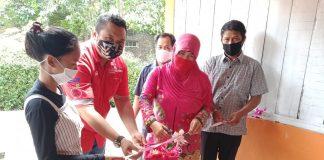 selaku sekretaris forum TJSLP Kabupaten Semarang